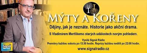 Mýty a kořeny (2015) - Signál Rádio